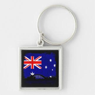 Australiana Key Ring