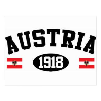 Austria 1918 post card