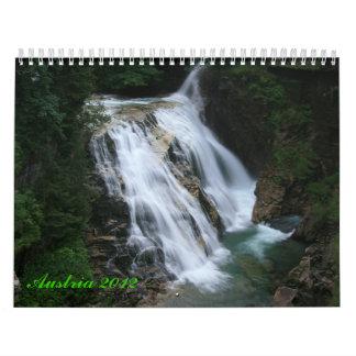 Austria 2012 calendar