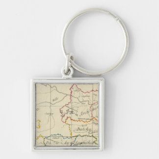 Austria 5 key ring