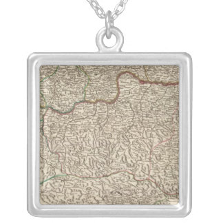 Austria 6 silver plated necklace