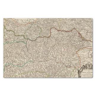 Austria 6 tissue paper