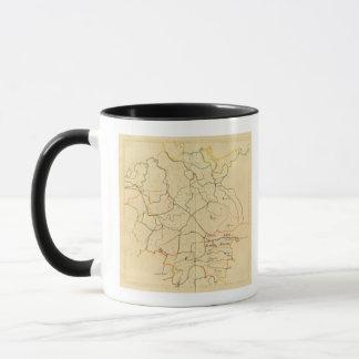 Austria and Czech Republic 3 Mug
