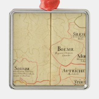 Austria and Czech Republic Christmas Ornament