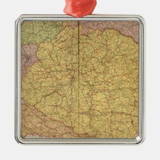 Austria and Hungary Christmas Ornament
