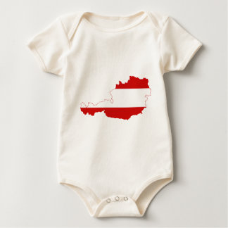 Austria AT Baby Bodysuit