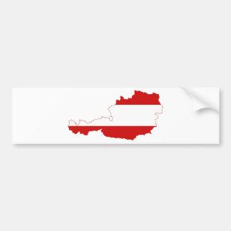 Austria AT Bumper Sticker