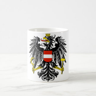 Austria AT Coffee Mug