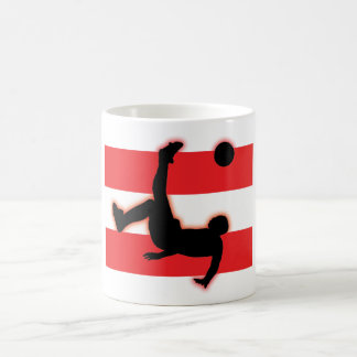 Austria Bicycle Kick Coffee Mug