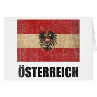 Austria Card