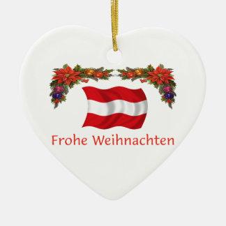 Austria Christmas Christmas Ornament