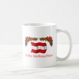 Austria Christmas Coffee Mug