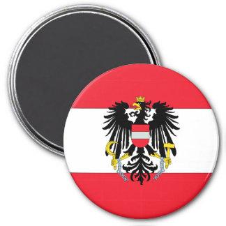 Austria Coat of Arms 7.5 Cm Round Magnet