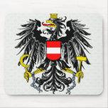 Austria Coat of Arms detail Mouse Mat