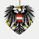 Austria Coat of Arms Ornament