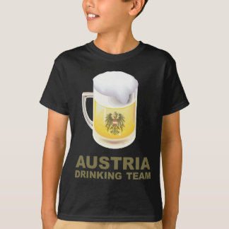 Austria Drinking Team T-Shirt
