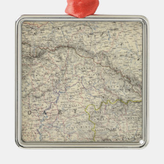 Austria E Christmas Ornament