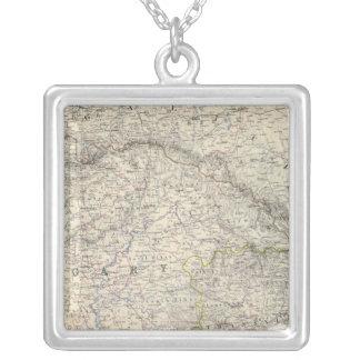 Austria E Silver Plated Necklace