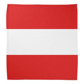Austria Flag Bandana