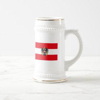 Austria Flag Mug