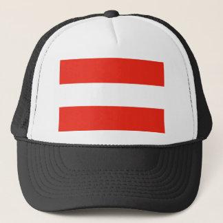 Austria - Flag / Österreich - Flagge Trucker Hat
