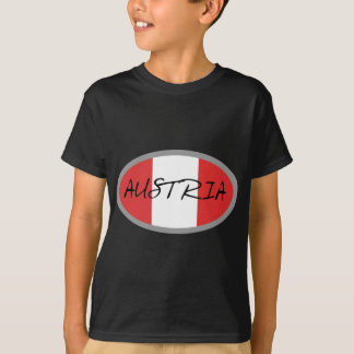 Austria Flag! T-Shirt