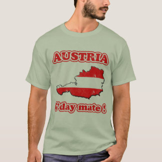 Austria - G'day mate ! T-Shirt
