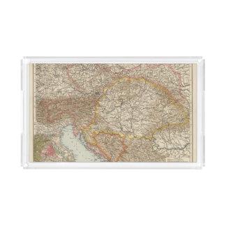 Austria Hungary 2 Acrylic Tray