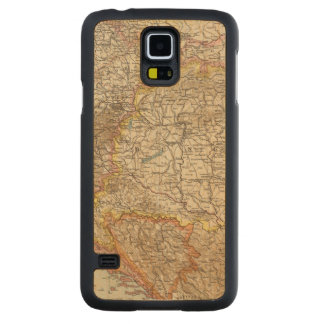 Austria Hungary 2 Carved Maple Galaxy S5 Case