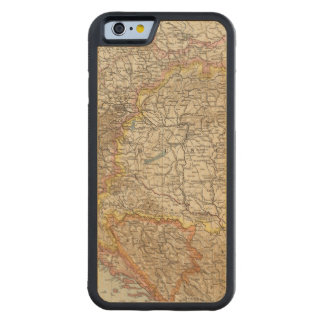 Austria Hungary 2 Carved Maple iPhone 6 Bumper Case
