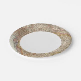 Austria Hungary 2 Paper Plate