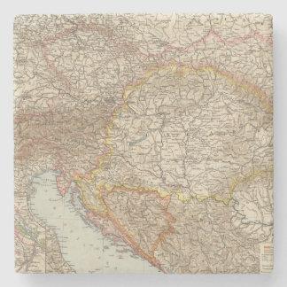 Austria Hungary 2 Stone Coaster