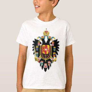 Austria Hungary Coat of Arms (1894-1915) T-Shirt