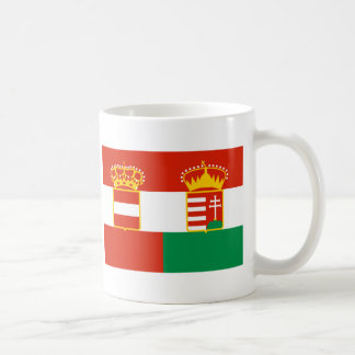 Austria Hungary Flag (1869-1918) Coffee Mug