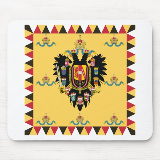 Austria Hungary Imperial Standard 1894-1915 Mouse Mat