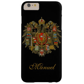 Austria Hungary PERSONALIZED Barely There iPhone 6 Plus Case