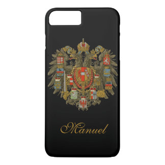 Austria Hungary PERSONALIZED iPhone 7 Plus Case