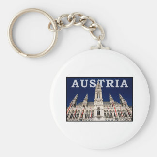 Austria Key Ring