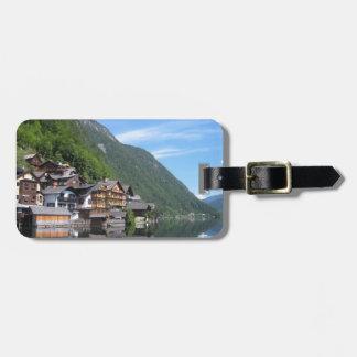 Austria Landscape Luggage Tag