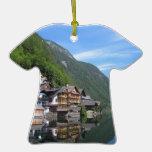Austria Landscape Ornament