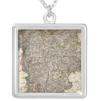Austria, Liechtenstein Silver Plated Necklace