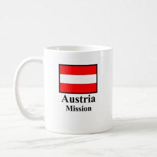 Austria Mission  Mug