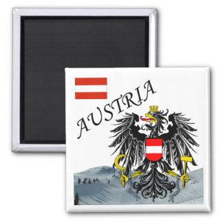Austria - Osterreich Fridge Magnet