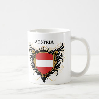 Austria [personalize] coffee mug