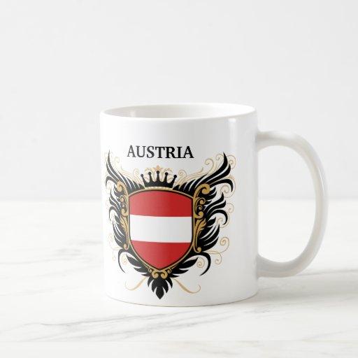 Austria [personalize] mugs