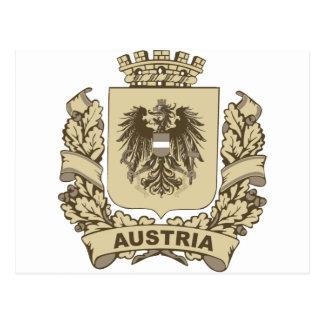 Austria Postcard