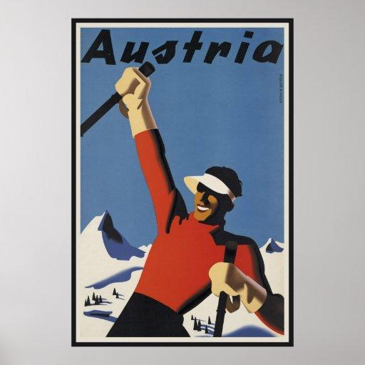 Austria Posters