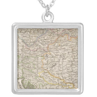Austria Silver Plated Necklace