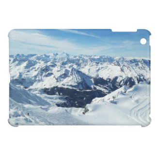 austria ski mountain travel alps snow landscape iPad mini case