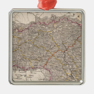 Austria, Slovenia Christmas Ornament